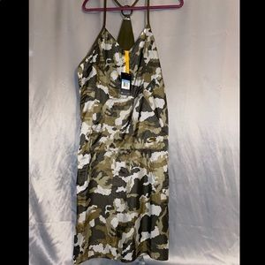 ARMY FATIGUE NIKE DRESS